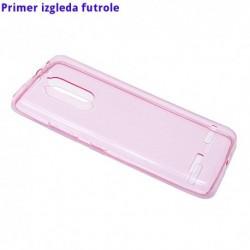 Futrola za Lenovo K6 Note/K6 Plus leđa Ultra tanki protect - pink