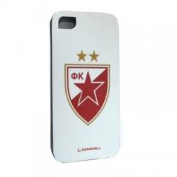 Futrola za iPhone 5/5s/SE leđa PVC Comicell Crvena zvezda - model 4