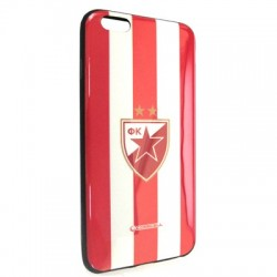 Futrola za iPhone 6 Plus/6s Plus leđa PVC Comicell Crvena zvezda - model 3