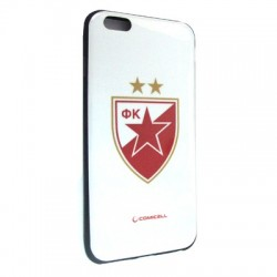 Futrola za iPhone 6 Plus/6s Plus leđa PVC Comicell Crvena zvezda - model 4