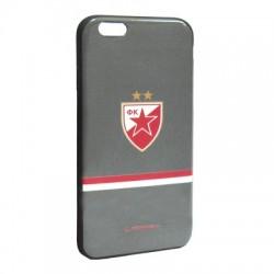 Futrola za iPhone 6/6s leđa PVC Comicell Crvena zvezda - model 2