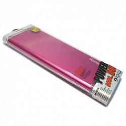Eksterna baterija Android 8.000 mAh Proda PP-V8 - pink