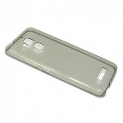 Futrola za Asus Zenfone 3 Max ZC520TL leđa Ultra tanki protect silikon - siva