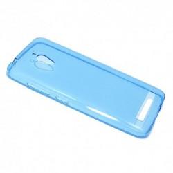 Futrola za Asus Zenfone Go leđa Ultra tanki protect silikon - plava