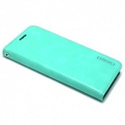 Futrola za Huawei P9 preklop bez magneta bez prozora Mercury model 1 - tirkizna