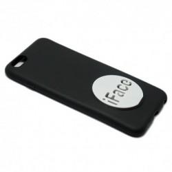 Futrola za iPhone 6 Plus/6s Plus leđa I-Face - crno-bela