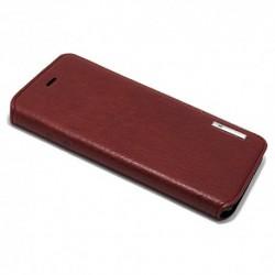 Futrola za iPhone 6 Plus/6s Plus preklop bez magneta bez prozora Pierre Cardin S-P03 - bordo