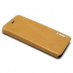 Futrola za iPhone 6 Plus/6s Plus preklop bez magneta bez prozora Pierre Cardin S-P03 - braon