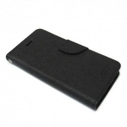 Futrola za iPhone 6/6s preklop sa magnetom bez prozora Mercury - crna