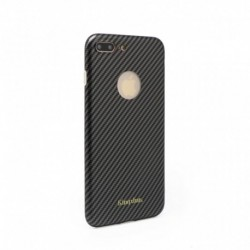 Futrola za iPhone 7 Plus/8 Plus leđa Kavaro stripes - crna