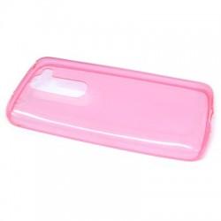 Futrola za LG G2 mini leđa Ultra tanki silikon - roza