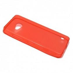 Futrola za Microsoft Lumia 550 leđa Ultra tanki silikon - crvena