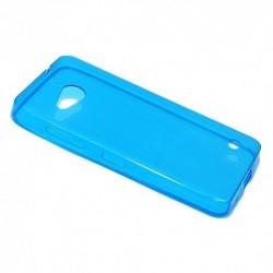 Futrola za Microsoft Lumia 550 leđa Ultra tanki silikon - plava