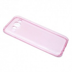 Futrola za Samsung Galaxy E5 leđa Ultra tanki protect - pink