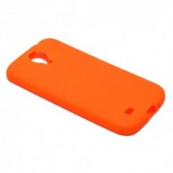 Futrola za Samsung Galaxy S4 leđa Ultra tanki kolor - narandžasta