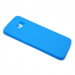 Futrola za Samsung Galaxy S6 Edge leđa Ultra tanki kolor - plava