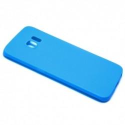 Futrola za Samsung Galaxy S6 Edge leđa Ultra tanki kolor - tirkizna