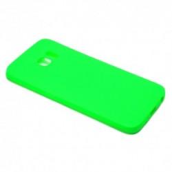 Futrola za Samsung Galaxy S6 Edge leđa Ultra tanki kolor - zelena