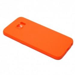 Futrola za Samsung Galaxy S6 leđa Ultra tanki kolor - narandžasta