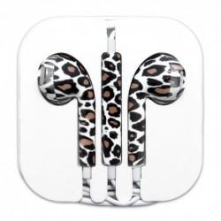 Slušalice bubice za iPhone - šara