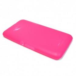 Futrola za Sony Xperia E4g leđa Ultra tanki kolor - pink