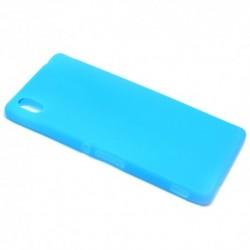 Futrola za Sony Xperia M4 Aqua leđa Ultra tanki kolor - plava