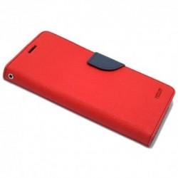 Futrola za Sony Xperia M4 Aqua preklop sa magnetom bez prozora Mercury - crvena