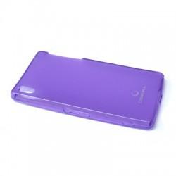 Futrola za Sony Xperia Z2 leđa Durable - ljubičasta