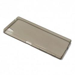 Futrola za Sony Xperia Z5 Premium leđa Ultra tanki silikon - siva