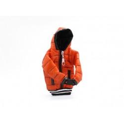Futrola univerzalna jakna mala - narandžasta