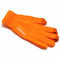 Rukavice Touch control iGlove - narandžasta