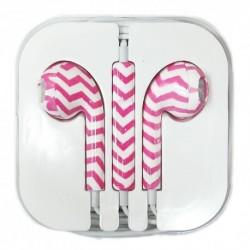 Slušalice bubice za iPhone - pink