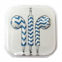 Slušalice bubice za iPhone - plava