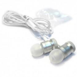 Slušalice bubice univerzalne Lapas T-5 - bela