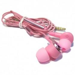 Slušalice bubice univerzalne MI Box - pink