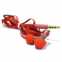 Slušalice bubice univerzalne Remax 565i - crvena