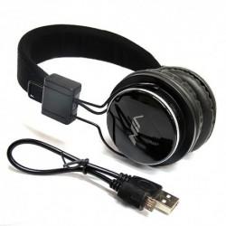 Slušalice velike univerzalne Nia Q8-851S - crna
