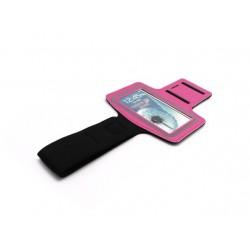 Torbica Samsung Galaxy S III oko ruke - pink