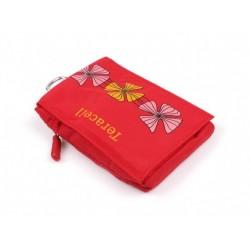 Torbica univerzalna Teracell Go cvet 3 - crvena
