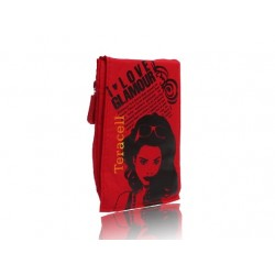Torbica univerzalna Teracell Go glamur - crvena