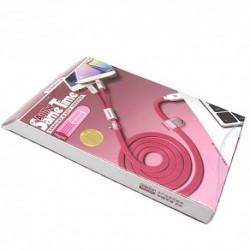 USB kabal univerzalni Remax Gemini 1 m - pink