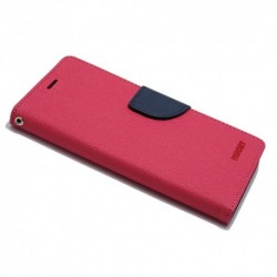 Futrola za iPhone X/XS preklop sa magnetom bez prozora Mercury - pink