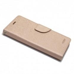 Futrola za iPhone X/XS preklop sa magnetom bez prozora Mercury - svetlo roza