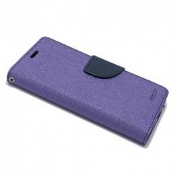 Futrola za Nokia 3 preklop sa magnetom bez prozora Mercury - ljubičasta