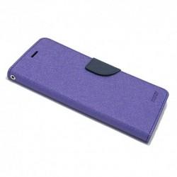Futrola za Nokia 6 preklop sa magnetom bez prozora Mercury - ljubičasta