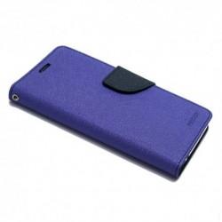 Futrola za Nokia 8 preklop sa magnetom bez prozora Mercury - ljubičasta