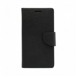 Futrola za Samsung Galaxy Note 8 preklop sa magnetom bez prozora Mercury - crna