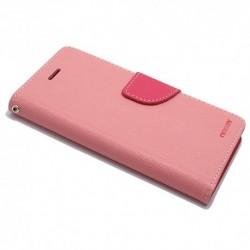 Futrola za Huawei Honor 9 preklop sa magnetom bez prozora Mercury - roza