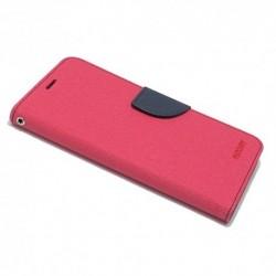 Futrola za Huawei P10 Plus preklop sa magnetom bez prozora Mercury - pink