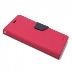 Futrola za Huawei Y6 II/Honor Holly 3/3 Plus preklop sa magnetom bez prozora Mercury - pink